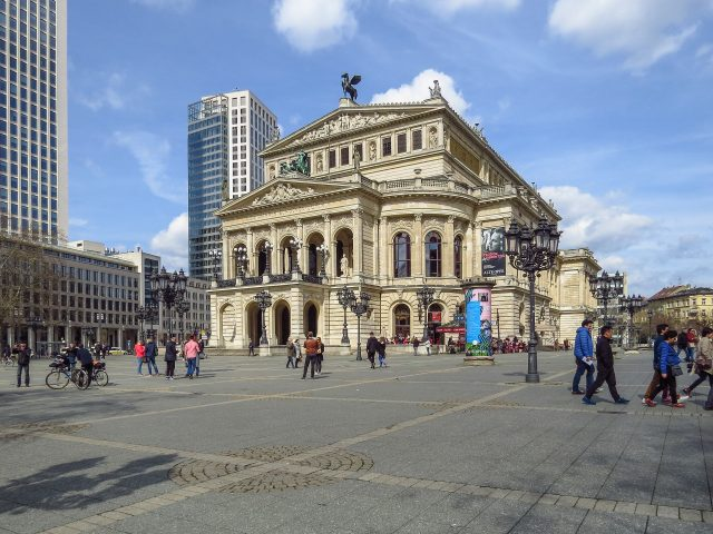 Theater in Frankfurt am Main